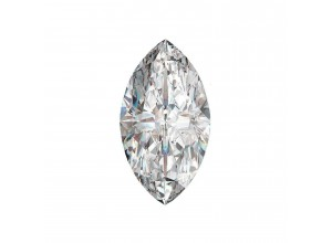 Marquise Cut Diamond 0.4 H SI2 GIE
