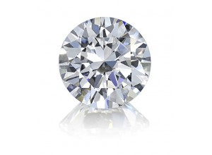 Round Brilliant Cut Diamond 0.41 D VS1 GIA